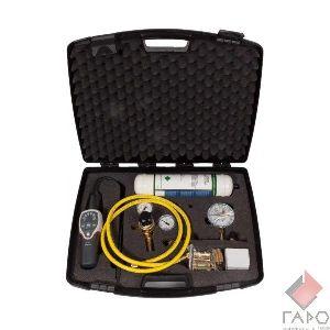 Комплект для поиска утечек с помощью азота в кейсе SPIN 01.090.08