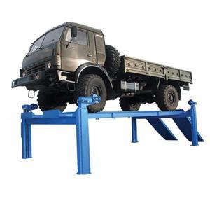 Подъемник четырехстоечный электромеханический (платформа) ПЛ-15 по ТЗ