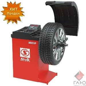 Балансировочный стенд колес автомобиля SIVIK СБМК-60 START