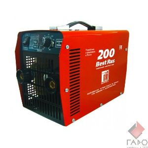 Инвертор сварочный СИЛА SILA 250-CHN BW1250M