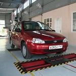 Линии технического контроля для легковых автомобилей